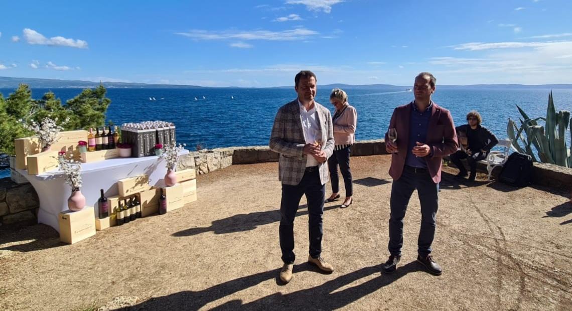 Prezentacija Benvenuti vina u Splitu